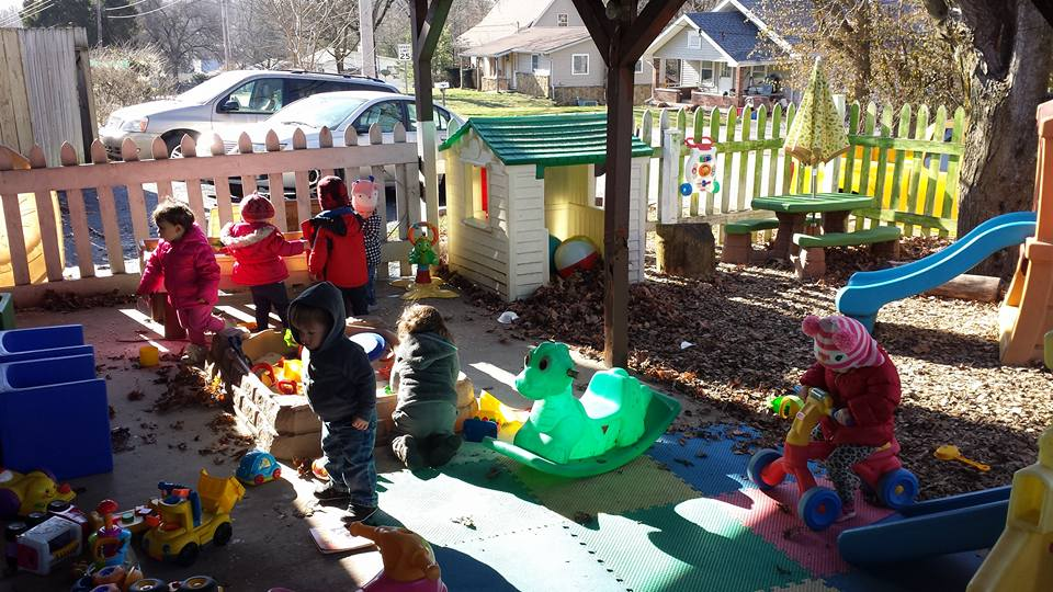 Bloomington Daycare - Our Campus