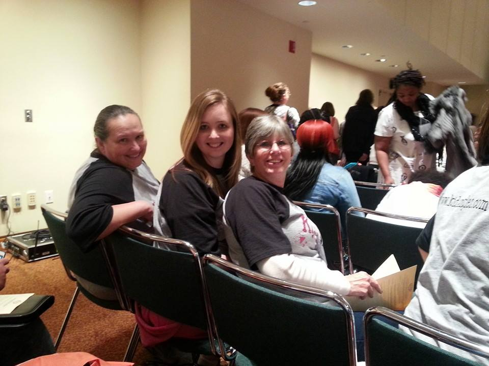 Bloomington Daycare - Staff attending IAEYC Conference