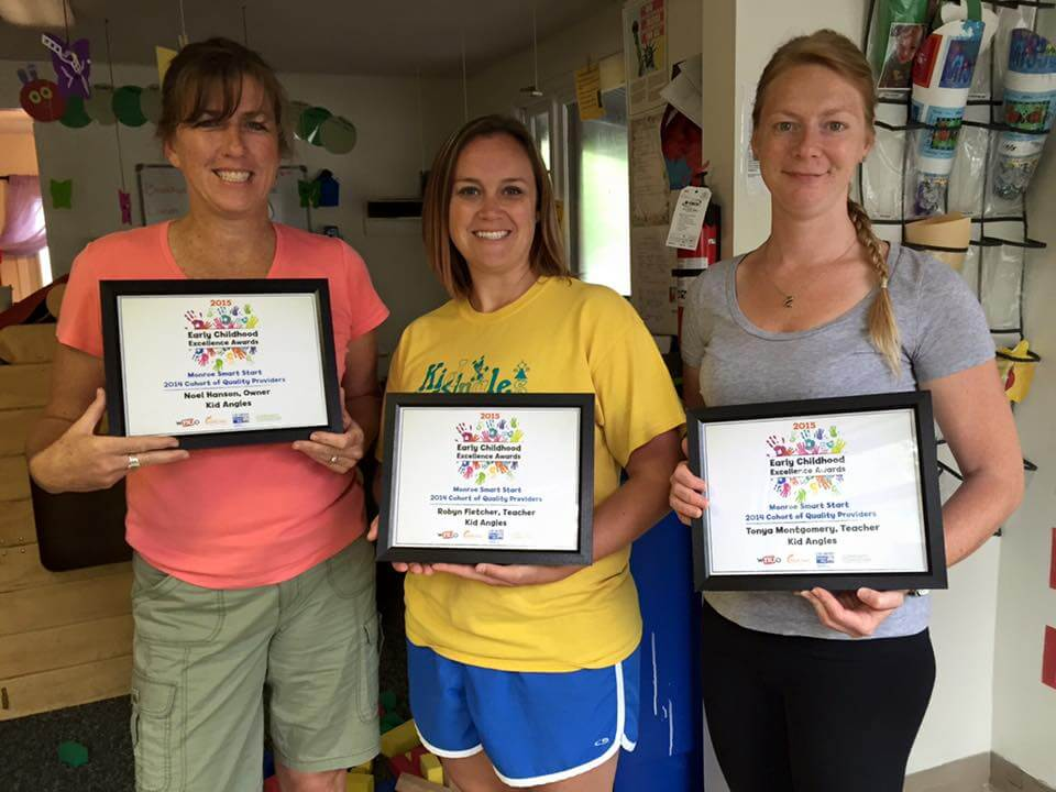 Bloomington Preschool Curriculum - Early Childhood Excellence Awards